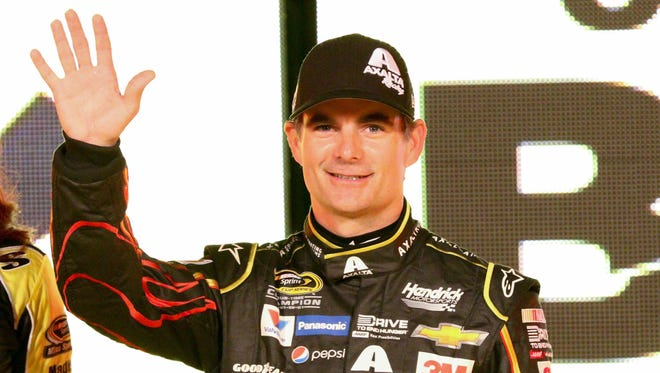 Jeff Gordon has a track-record 23 top-10 finishes at Phoenix International Raceay.