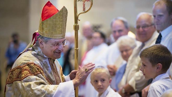 Bishop Salvatore R. Matano.