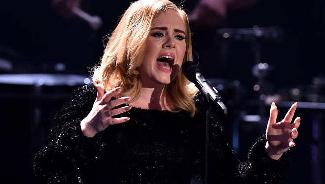 Adele's 'Send My Love (To Your New Lover)' is one of USA TODAY's favorite songs of the year.