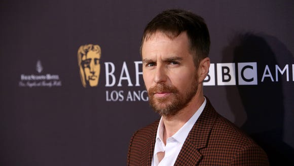 Host for 'Saturday Night Live' on Jan. 13, Sam Rockwell.