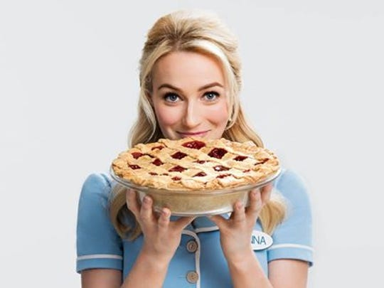 "Visalia's Betsy Wolfe was recently cast in the starring role in the Broadway production of ""Waitress."""