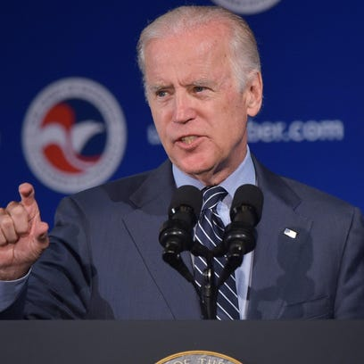 Vice President Joe Biden's office is criticizing a