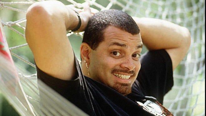 -  -(GANNETT PHOTO NETWORK) Portrait of actor, Sinbad. (GNS Photo)