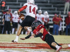 Sonora dominates All-District 3-3A Football Team