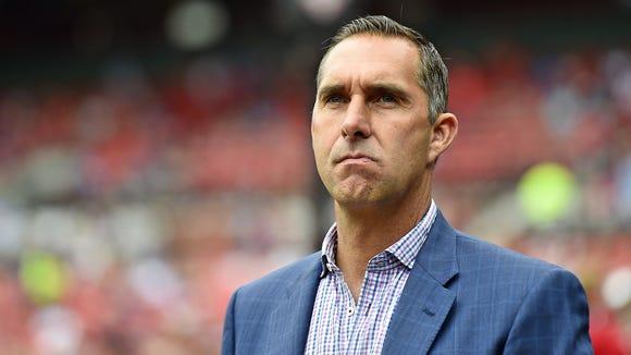 Cardinals general manager John Mozeliak.