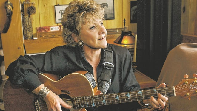 Lacy J. Dalton will headline the Yerington Theatre for the Arts' Annual Cowboy Concert.