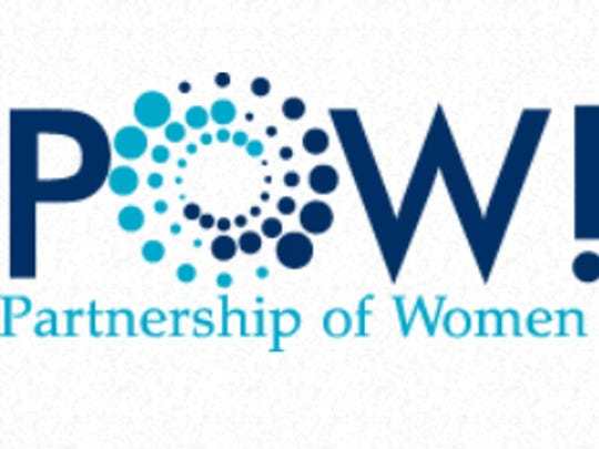 POW! Partnership of Women logo (2015)