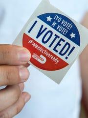 Se espera una alta participación de votantes latinos