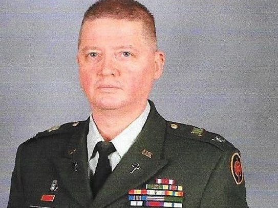 Chaplain (Col.) Rodney K. Miller