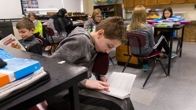 San Angelo ISD will put extra focus on literacy for sixth-graders.