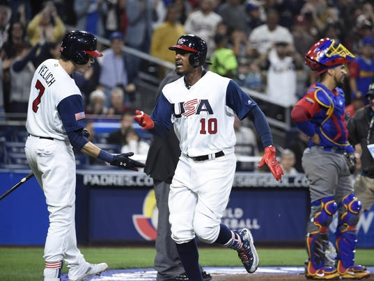 World Baseball Classic - Pool F - Game 2 - Venezuela v United States