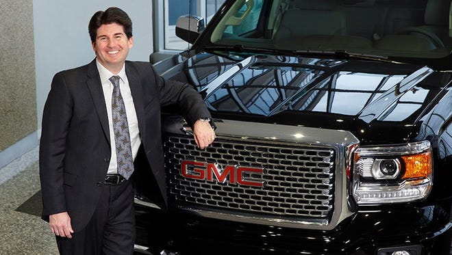 John Roth has been named president and managing director of GM Africa and Middle East operations, effective June 1.