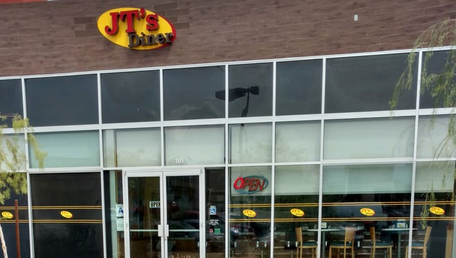JT's Diner is situated across from the university campuses in Palm Desert.