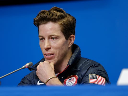 Shaun White describes faults in Sochi halfpipe