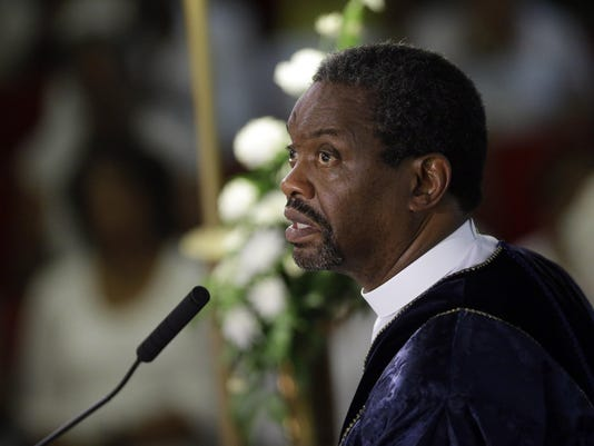 Charleston Shooting New Minister