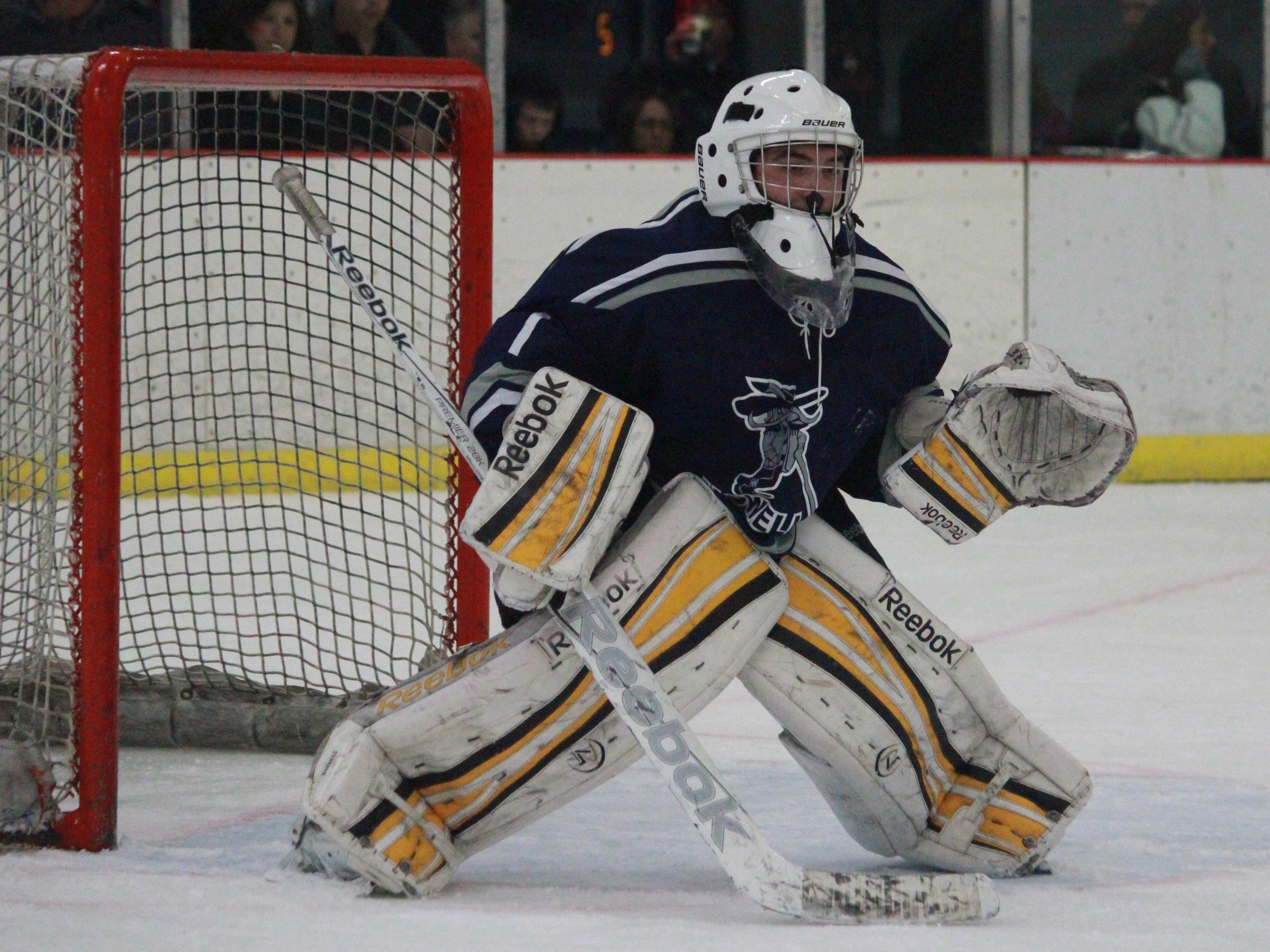 Howell's sophomore goaltender Bobby Dovenero is set to compete in the inaugural APP All-Star Hockey Classic on Aug. 23 at Middletown Ice World.