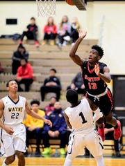 Canton guard Vinson Sigmon will play July 17 in the