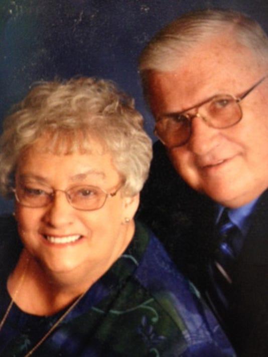 Anniversaries: Tom Clarke & Karen Clarke