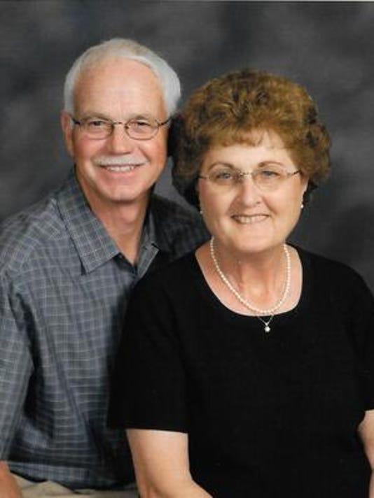 Anniversaries: John Beale & Betty Beale