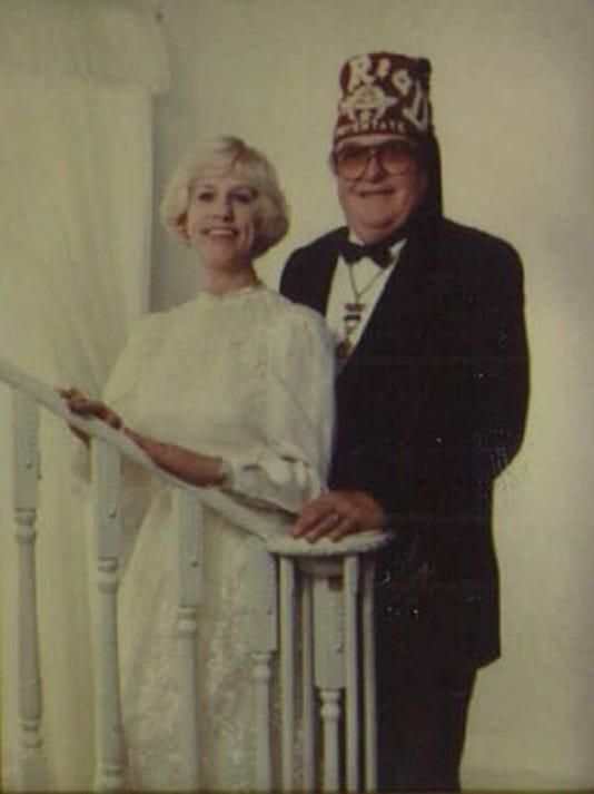 Anniversaries: glayds henningsen & george henningsen