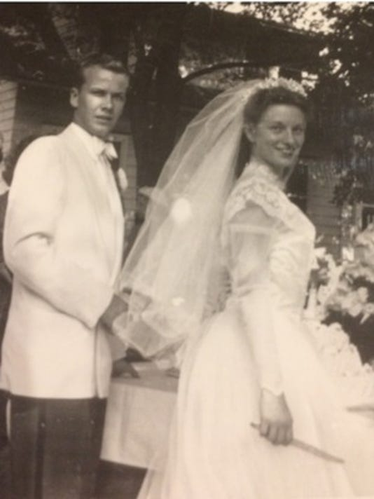 Anniversaries: Sheldon Newcomb & Marie Newcomb