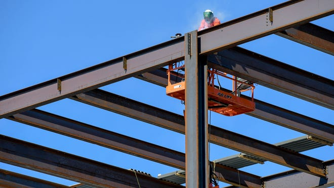Houston-based United Structures of America Inc. has announced it will close its plants this month.