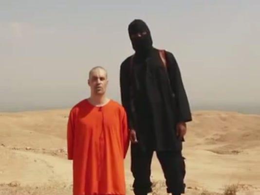 AP Missing American-Syria