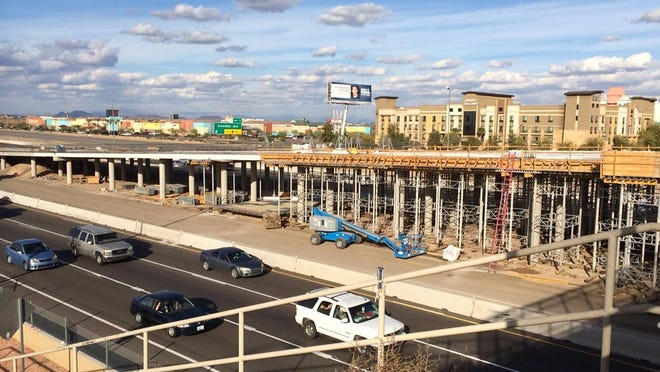 The wait is nearly over. The HOV ramps at Loop 101 and Maryland Avenue will be celebrated at 2 p.m. Friday, March 28, and open by evening.