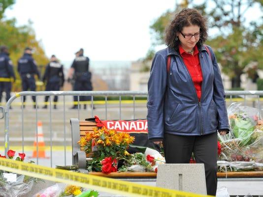 EPA CANADA OTTAWA SHOOTING CLJ CRIME CAN ON