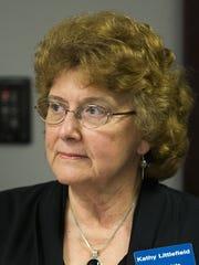 Scottsdale Councilwoman Kathy Littlefield proposed