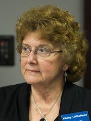 Scottsdale City Councilwoman Kathy Littlefield is wary