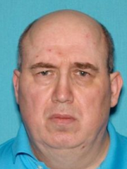 Dominic Settembrine, 59, of New Freedom Road in Clementon, was last seen on  May 3.