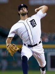 Tigers pitcher Daniel Norris.
