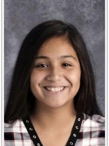 An amber alert was issued for Beyonce Carrasco at 1:30 p.m. on Monday, November 20, 2017.
