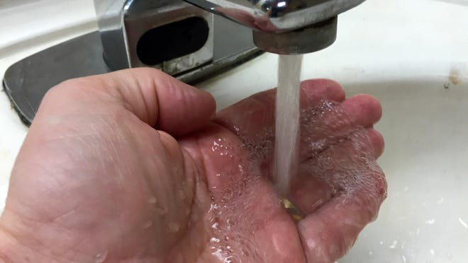 A boil-water notice has been issued for part of Centerville.
