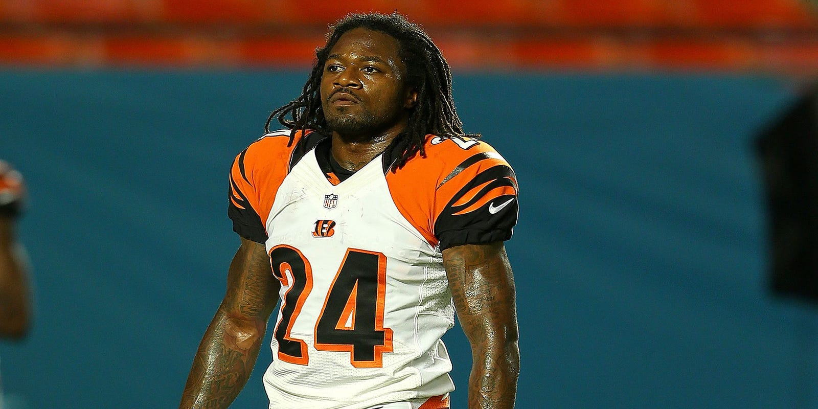 Pacman Jones eager for first game against Titans