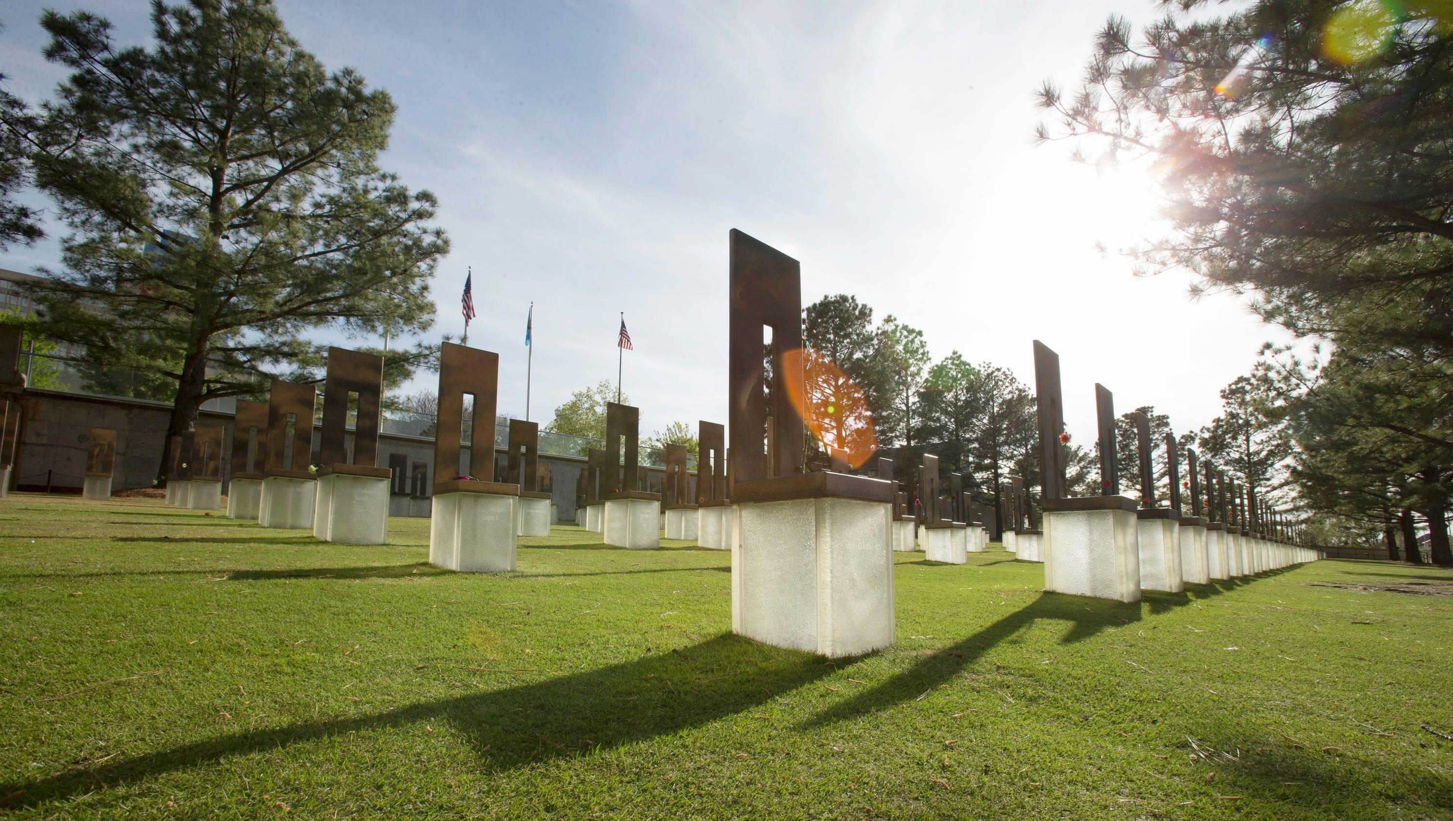 Oklahoma Bombing Legacy Victims Rights
