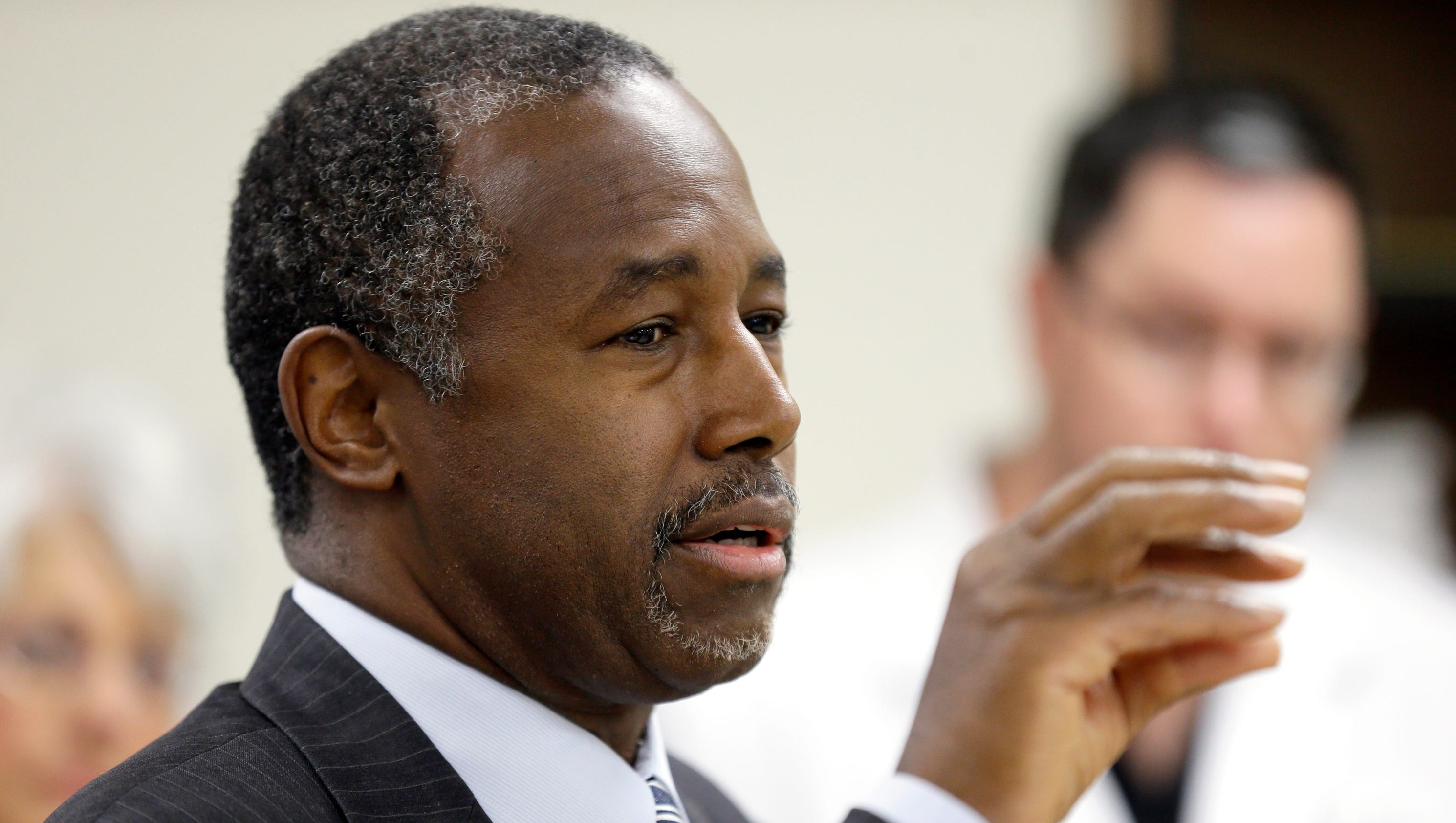 How ben carson transformed from doctor to 2016 for The carson