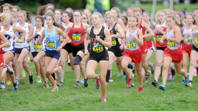 Stark County Cross Country Championships at GlenOak High School Saturday, September 29,  2018.