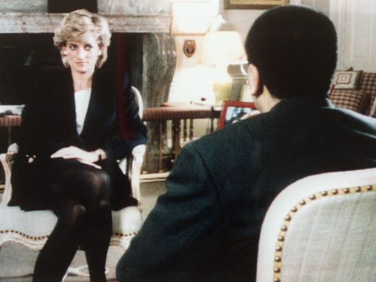 Princess Diana spilled all the royal tea in her 1995