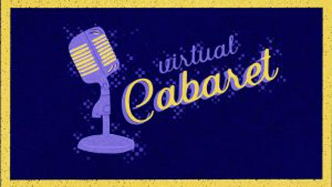 """Here is Bristol Valley Theater's logo for the """"Virtual Cabaret"""" show that premieres Saturday, June 27."""