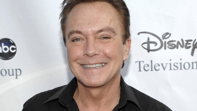 "Actor-singer David Cassidy is best known for his role on ""The Partridge Family."" Cassidy says he is struggling with memory loss."