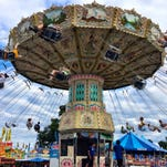 The Dutchess County Fair brought the perfect weather to enjoy carnival rides Sunday.
