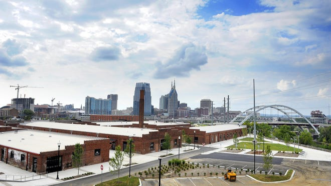 The two parcels awarded are near The Trolley Barns development at Rolling Mill Hill, which houses offices and Pinewood Social.