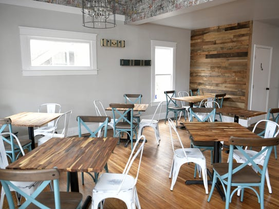 The Donut + Dog is preparing to open at 2127 Belcourt