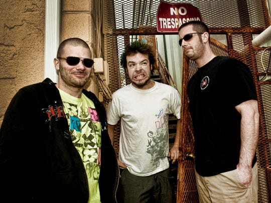 Badfish performs its tribute to Sublime on Wednesday