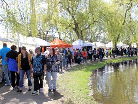 The Palmer Park Art Fair has been moved from May to