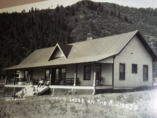1930s Federated Woman's Club clubhouse