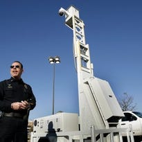 As Nashvillians shop deals, police will be watching from the air