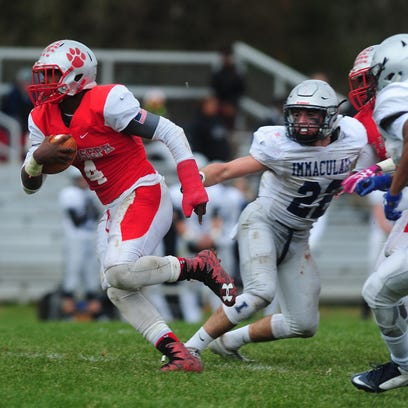 Football: St. Joseph blasts past Immaculata to reach Non-Public 2 championship